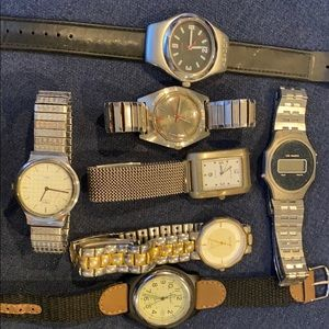 Accessories - Watches - assorted